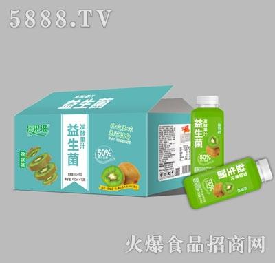 乐果滋益生菌发酵猕猴桃汁