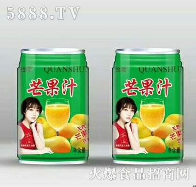 铨顺芒果汁