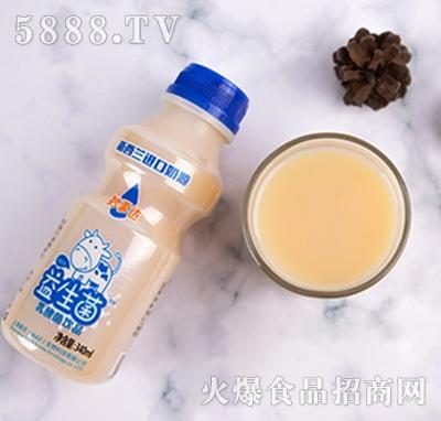 妙事达益生菌乳酸菌饮品340ml