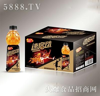 速运动维生素运动饮料600mlx15瓶
