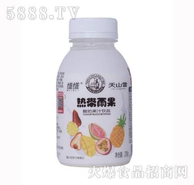 维维天山雪热带雨果酸奶果汁饮品230g