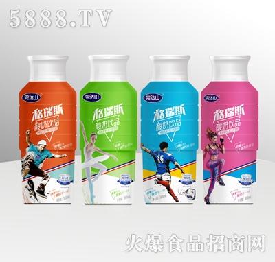 完达山格瑞斯酸奶饮品(运动版)360ml×15瓶产品图