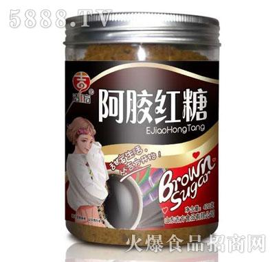 吉方阿胶红糖420g产品图