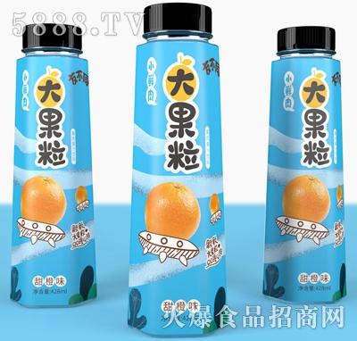 友不同大果粒甜橙味果汁饮料428ml