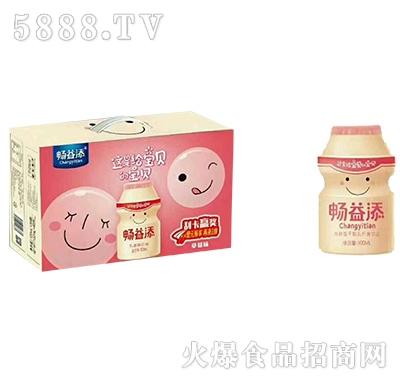 畅益添乳酸菌饮品(箱装)产品图