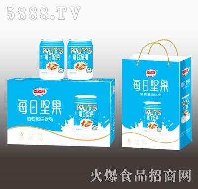 益达斯每日坚果植物蛋白饮料(礼盒)