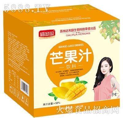 福呦呦芒果汁1Lx6瓶