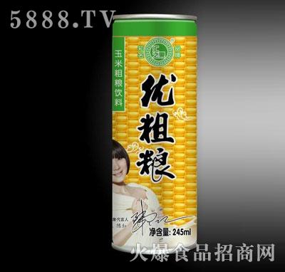 汇之果玉米粗粮饮料245ml