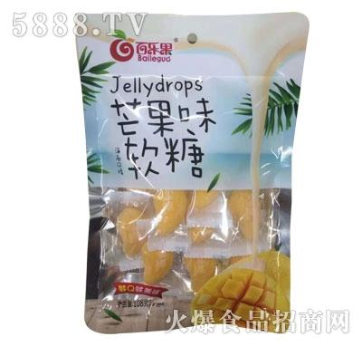 百乐果芒果味软糖108g