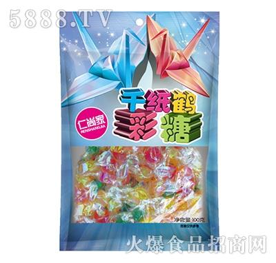 仁尚家千纸鹤彩糖100克