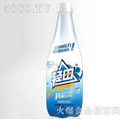 轻田葡萄糖补水液运动型480ml