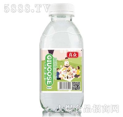 真众葡萄糖补水液青柠味450ml