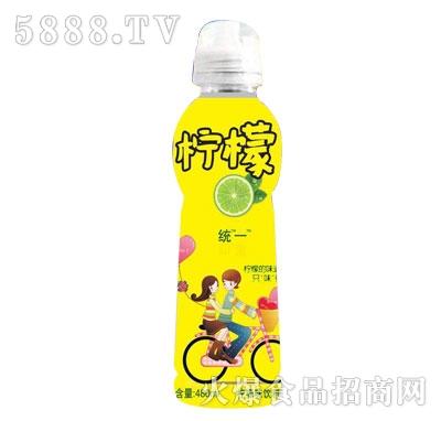统一印象柠檬味饮料480ml