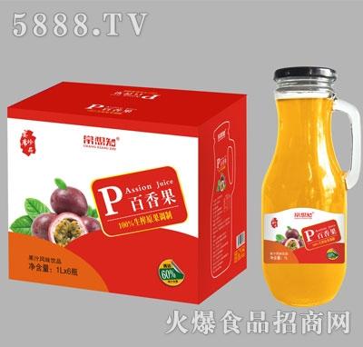 常想知手柄瓶芒果汁饮料1Lx6瓶