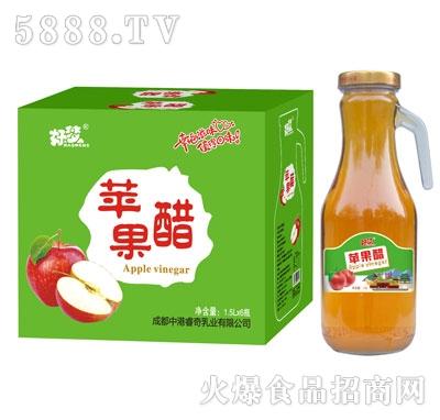 好梦苹果醋1.5Lx6瓶产品图