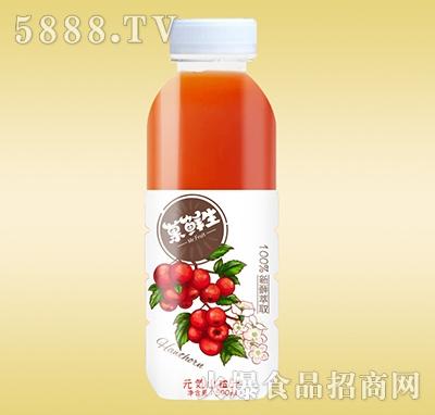菓鲜生元気山楂汁500ml