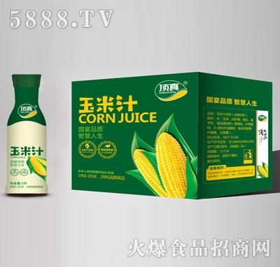 顶真1L玉米汁