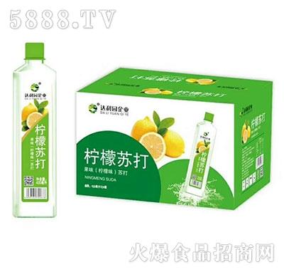 达利园企业柠檬苏打420mlx24瓶