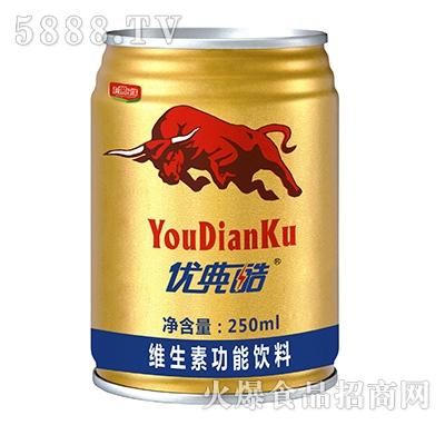 珍果奇缘优典酷维生素功能饮料250ml