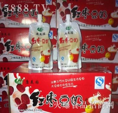 康美园红枣豆奶