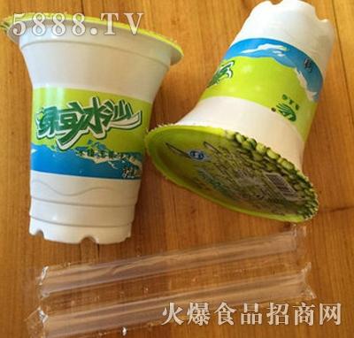 康美园绿豆冰沙