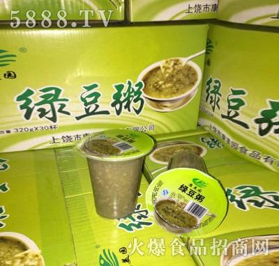 康美园绿豆粥