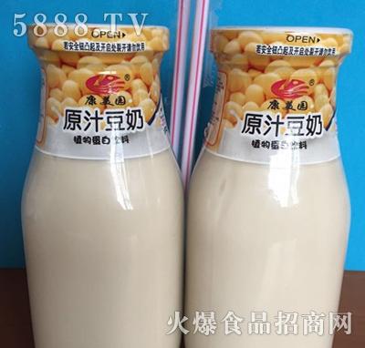 康美园原汁豆奶