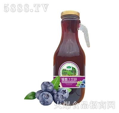 芬伦果园蓝莓汁饮料