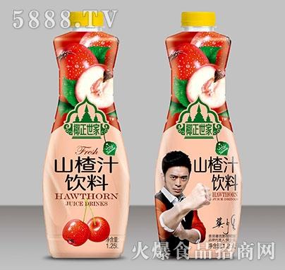 椰正世家山楂汁1.25L
