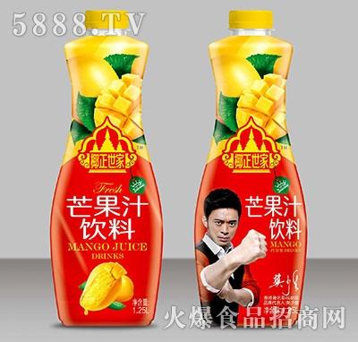 椰正世家芒果汁1.25L