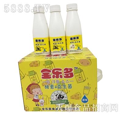 全乐多酵素+益生菌饮品原味
