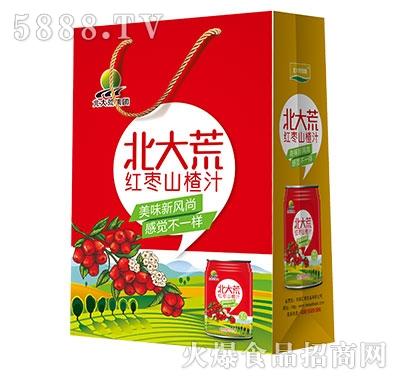 北大荒集团红枣山楂汁礼盒装