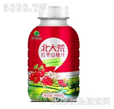 400ml北大荒集团红枣山楂汁