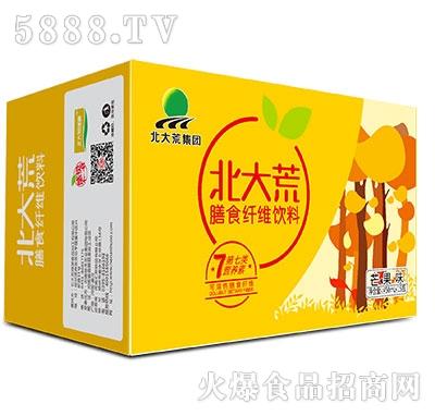 450mlx15瓶北大荒集团膳食纤维饮料芒果味