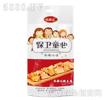 振鹏达麻辣味嫩豆腐