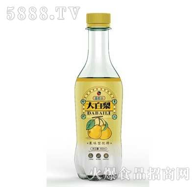 大白梨果味型饮料350ml