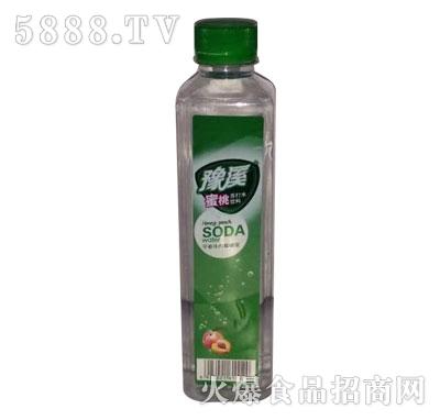 豫溪蜜桃苏打水饮料420ml