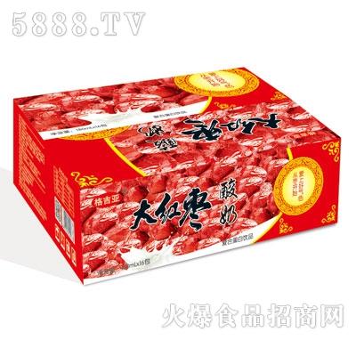 格吉亚大红枣酸奶180mlX16