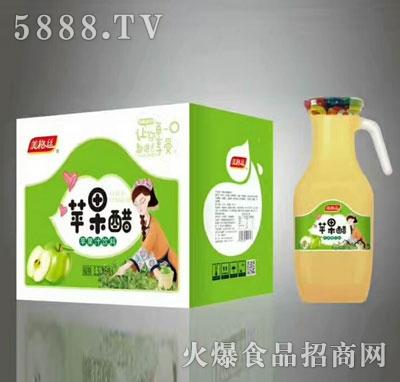 美格丝苹果醋饮料1.5Lx6瓶