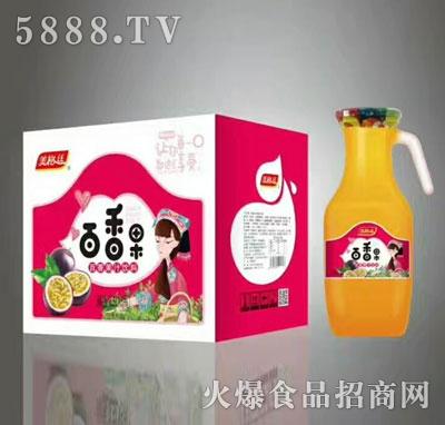 美格丝百香果汁饮料1.5Lx6瓶