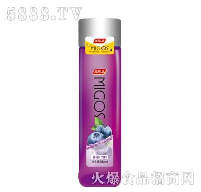 美格丝蓝莓汁饮料388ml