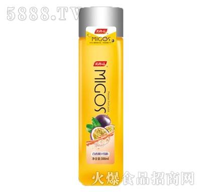 美格丝百香果汁饮料388ml