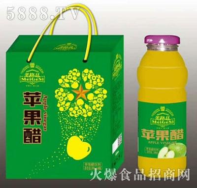 美格丝苹果醋饮料350mlx8瓶