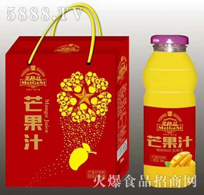 美格丝芒果汁饮料350mlx8瓶