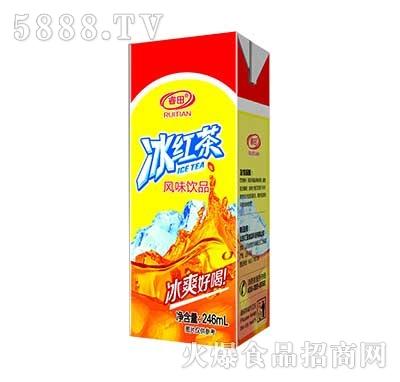 睿田冰红茶风味饮品246ml