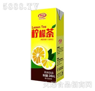 睿田柠檬茶风味饮品246ml