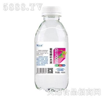张小七葡萄补水液水蜜桃味450ml