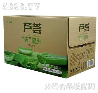 亦小凡芦荟饮料425mlx15瓶