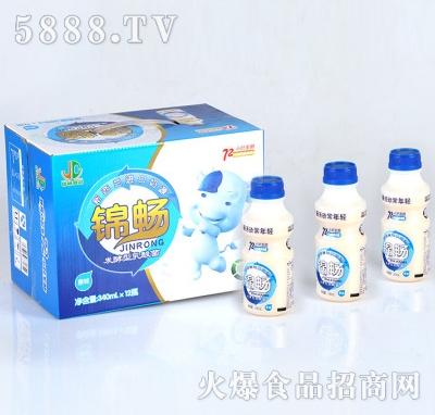 锦畅发酵型乳酸菌原味饮品340mlx12瓶