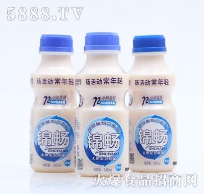 锦畅发酵型乳酸菌原味饮品340ml
